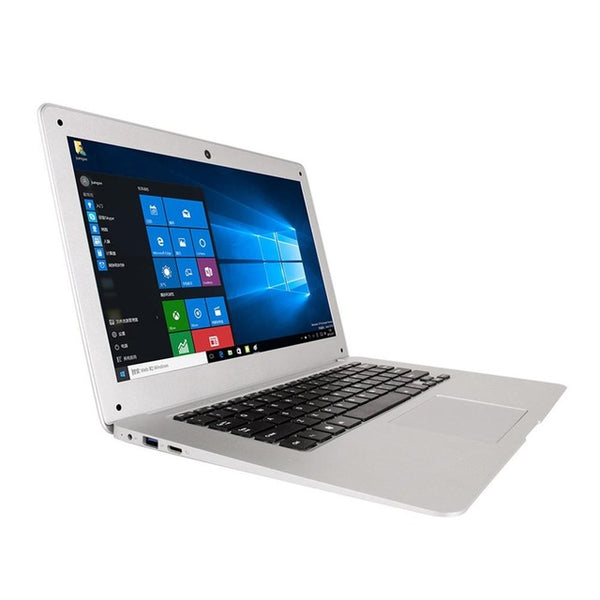 Jumper 14.1 Inch EZbook 2 Ultra Thin Lightweight Notebook 1920x1080 FHD Intel Cherry Trail Quad Core 4GB+64GB Laptop Computer