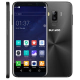 "BLUBOO S8 Smartphone 5.7""HD 18:9 Full Screen Octa Core 3G RAM 32G ROM Android 7.0 Dual Rear Cameras Fingerprint Mobile Phone"