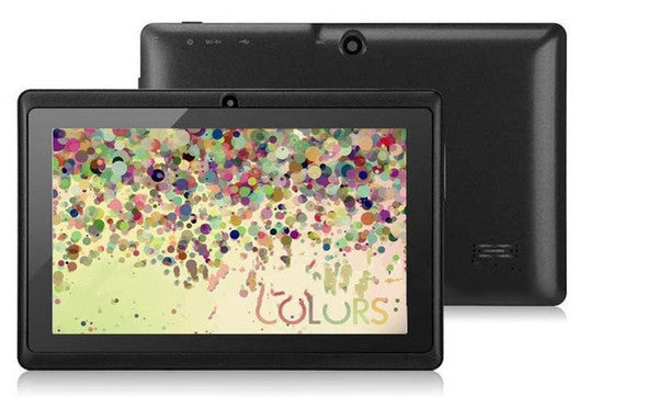 Q88 (entertainment, learning, dual use) quad-core tablet 7 inch 8 g IPS screen tablets tablet