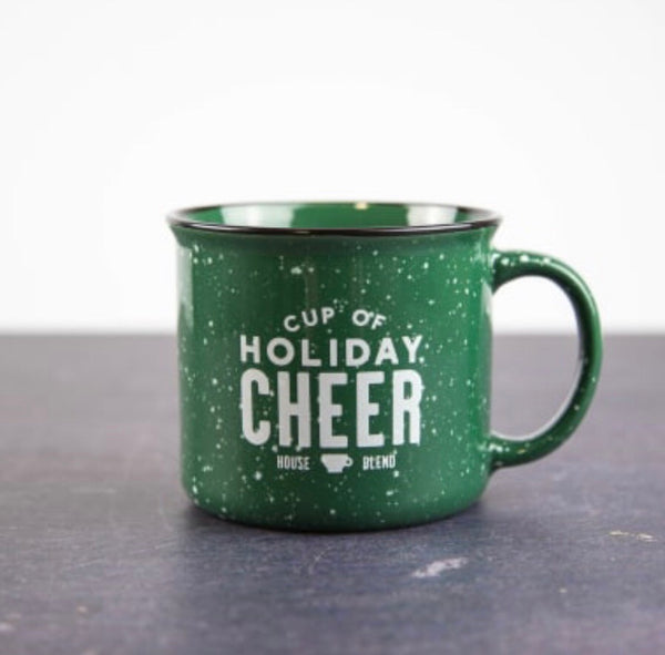holiday cheer mug