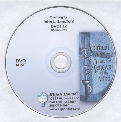 Spiritual Warfare and Renewal of the Mind DVD