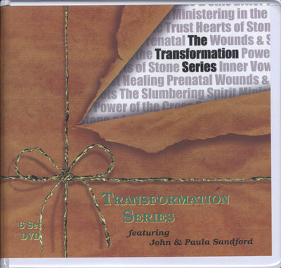 The Transformation Series DVD Set