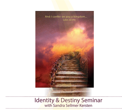 Identity and Destiny Seminar CD Audio Package - Elijah House