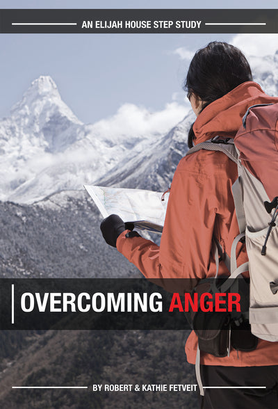 Overcoming Anger DVD Package