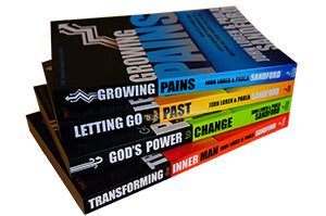 Transformation Series Book Package - Elijah House