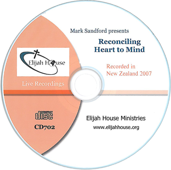 Reconciling Heart to Mind - CD - Elijah House