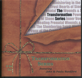 The Transformation Series Set - (CD) - Elijah House