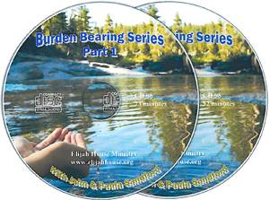 Burden Bearing CD Series - Elijah House