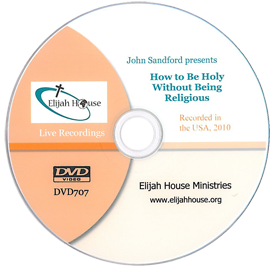 How to be Holy Without Being Religious DVD - Elijah House