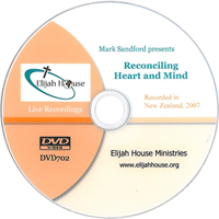 Reconciling Heart and Mind DVD - Elijah House