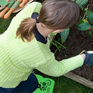 InSassy Garden Kneeler to Save Your Knees from Pain While Gardening