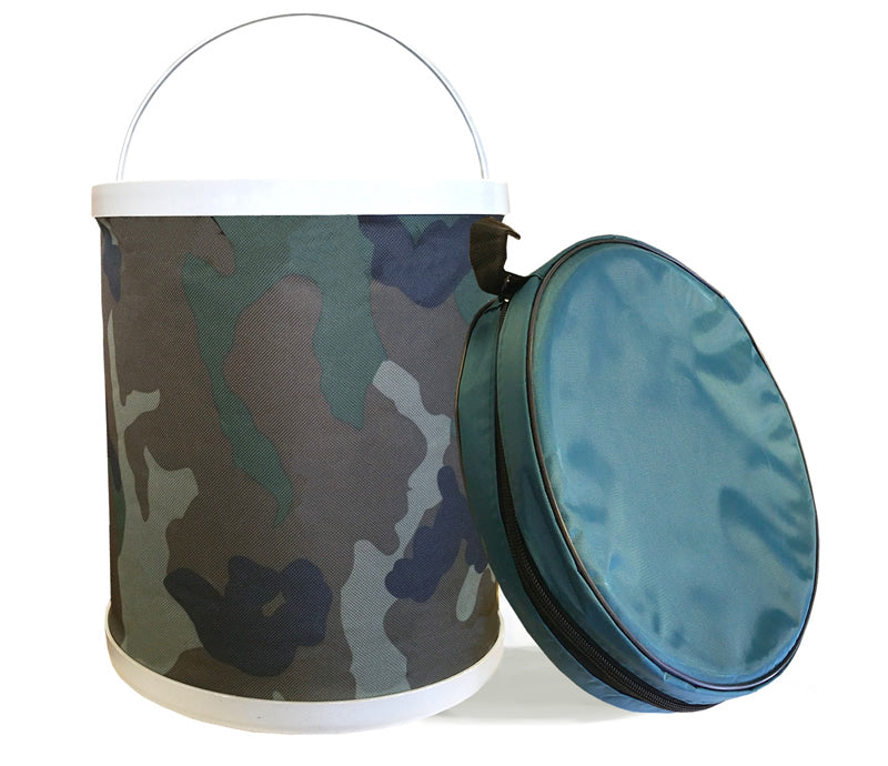 Compact Collapsible Water Bucket