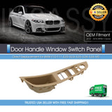 Window Switch Panel Cover for BMW F10 F11 520i 528i 535i Door Handle 51417225875