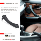 InSassy Door Pull Handle for BMW E90 E91 E92 3 Series - RIGHT Front/Rear Passenger Inner Door Handle