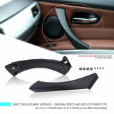 InSassy Door Pull Handle Set for BMW E90 E91 E92 E93 3 Series - RIGHT Front/Rear Door Passenger Side