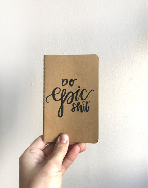 "Kraft Journal • 3.5"" x 5.5"""