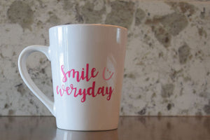 Smile Everyday Mug