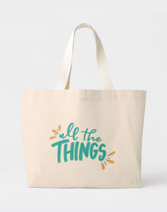 All The Things • Tote Bag
