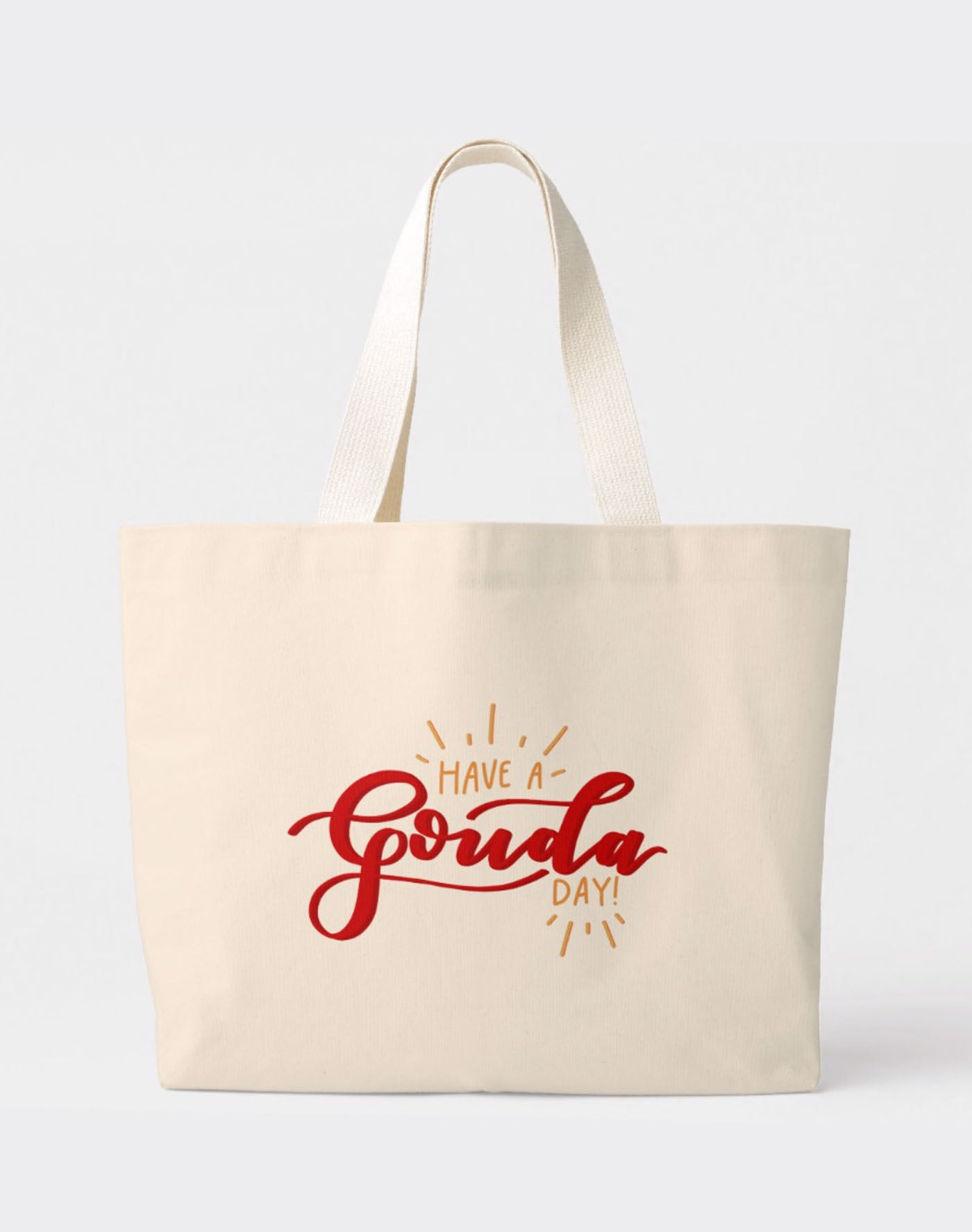 Gouda Day • Tote Bag