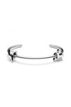 Double Barbed Cuff Bracelet