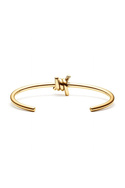 Single Barbed Cuff Bracelet