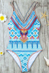 Diani Beach One Piece Swimsuit