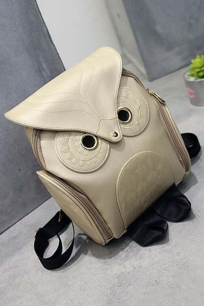 Vintage Owl Backpack