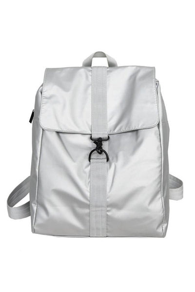 Waterproof Minimalist Buckle Backpack