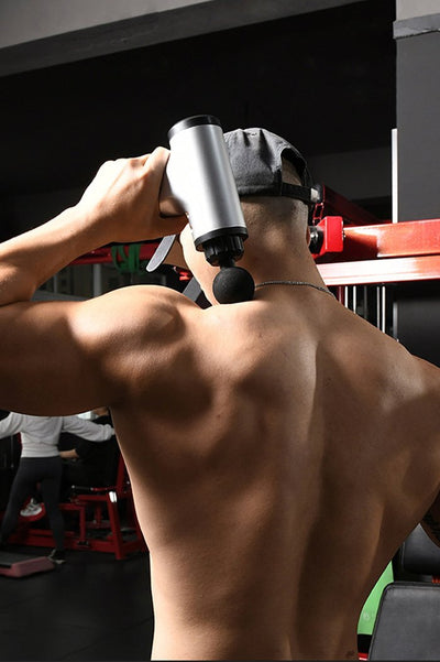 Deep Muscle Massage Gun