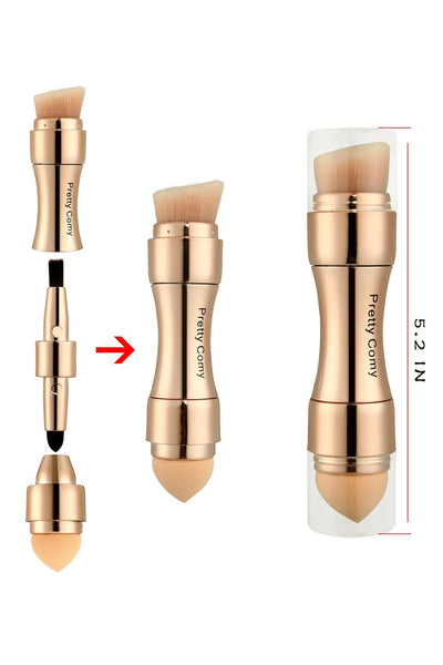4 in 1 Seamless Foundation Makeup Kit