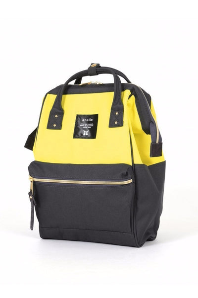 Anello Canvas Backpack Two Colors