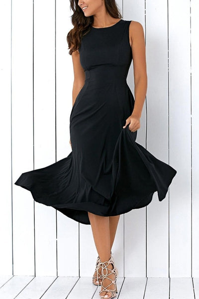 Designer Casual Chic Dress