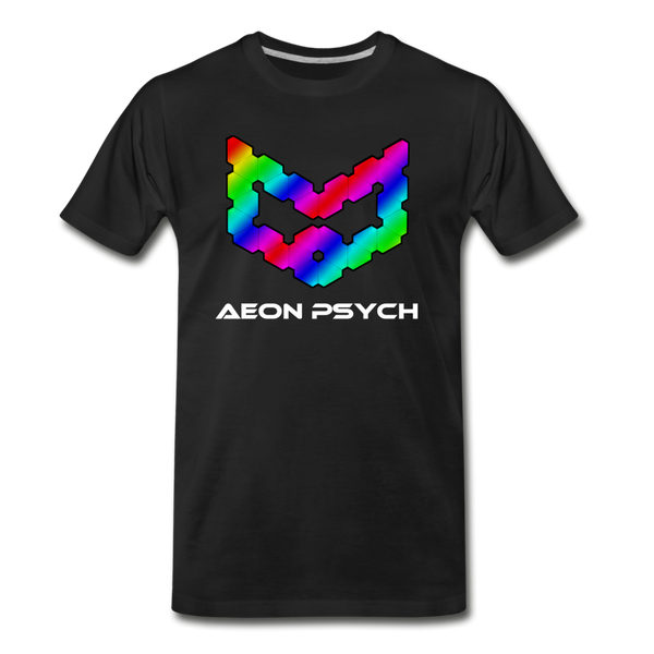 aeonpsRave Men's T-Shirt - black