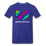 aeonpsRave Men's T-Shirt - royal blue