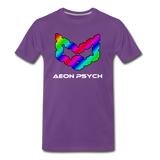 aeonpsRave Men's T-Shirt - purple