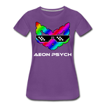 aeonpsEZ - Women's T-Shirt - purple