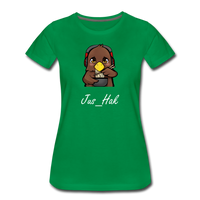 Jus Ramen - Women's T-Shirt - kelly green