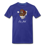 Jus Twitchin' Out - Men's T-Shirt - royal blue