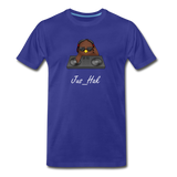 Jus DJ - Men's T-Shirt - royal blue