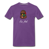 Simpin' - Men's T-Shirt - purple