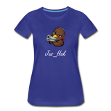 Pew Pew - Women's T-Shirt - royal blue