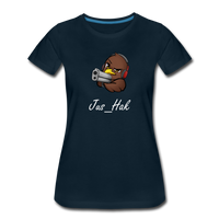Pew Pew - Women's T-Shirt - deep navy