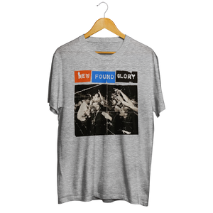 Tape Logo Live Photo Tee