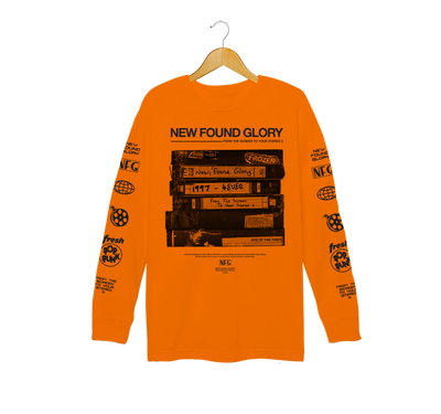 NFG Tapes Longsleeve