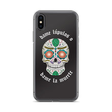 Dame lúpulos iPhone Case