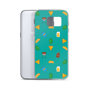 """Simple Pleasures"" Samsung Case"