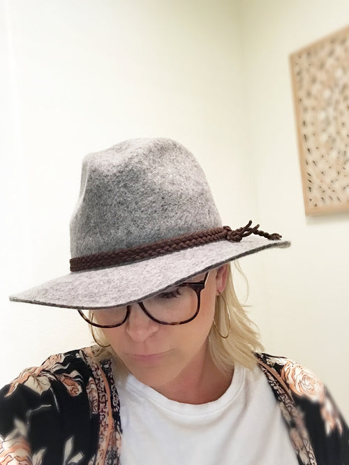 Everyday Grey Hat