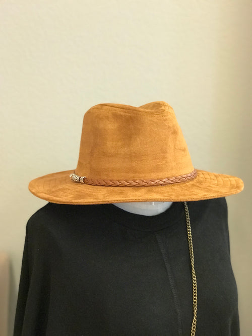 Basic Tan Hat