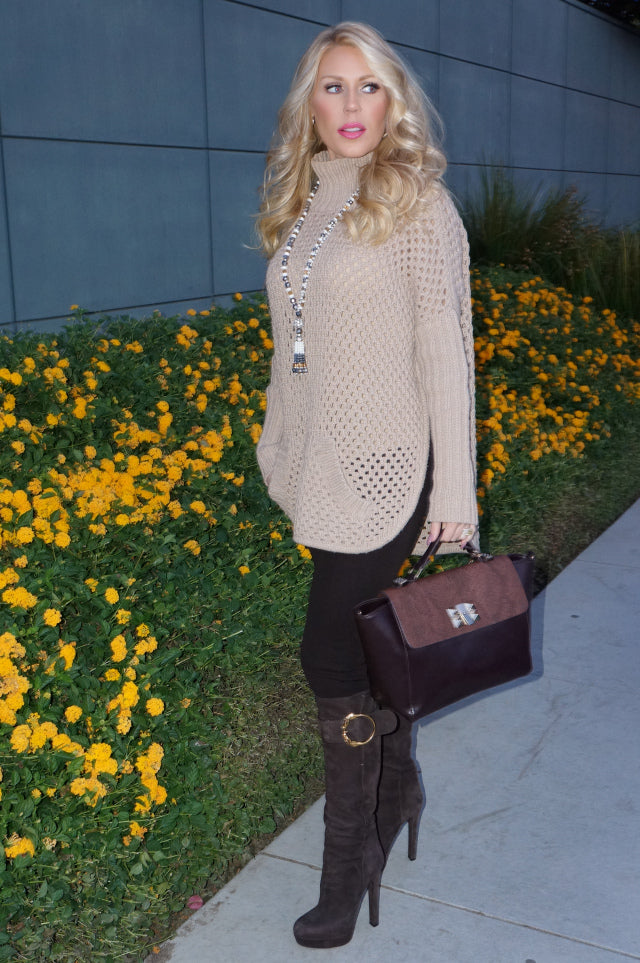 Fall in Love Again with My Favorite Sweater for Fall