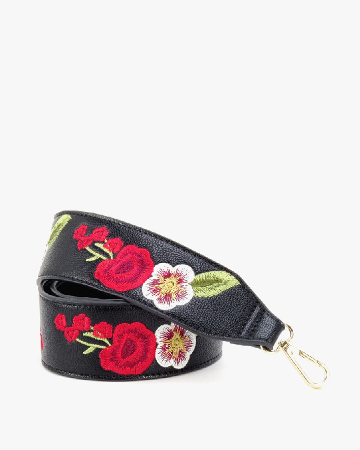 Free Spirit - Vegan Leather Embroidered Strap